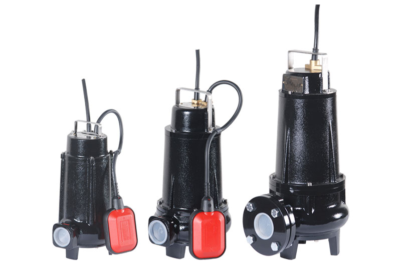 SUBMERSIBLE ELECTROPUMPS FP 0,37/2,2 KW