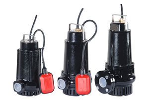 SUBMERSIBLE ELECTROPUMPS S 0,37/2,2 KW